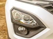 Tata Harrier split headlamps