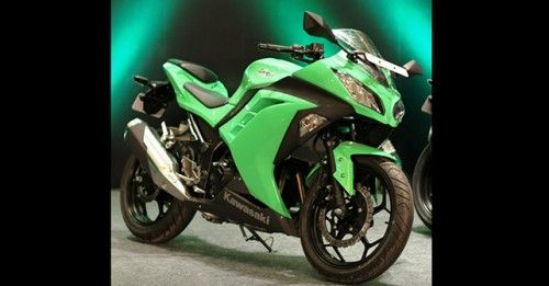The Newly Launched Kawasaki Ninja 300
