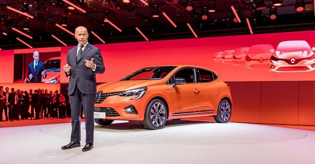 Thierry Bollore Removed As CEO Renault