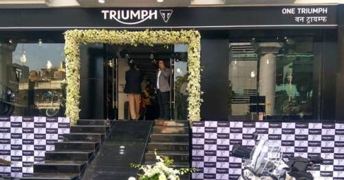 Triumph Delhi Greater Kailash