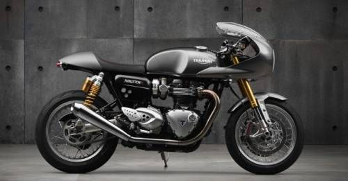Triumph Thruxton R Launch Price