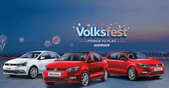 Volkswagen India announces Volksfest 2019