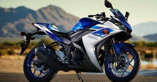 Yamaha YZF R3 Blue In India
