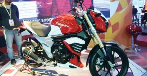 Auto Expo Bike March 2014