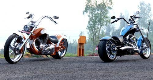 Avantura Choppers Rudra Pravega