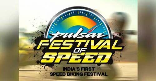 Bajaj Pulsar Festival Of Speed M