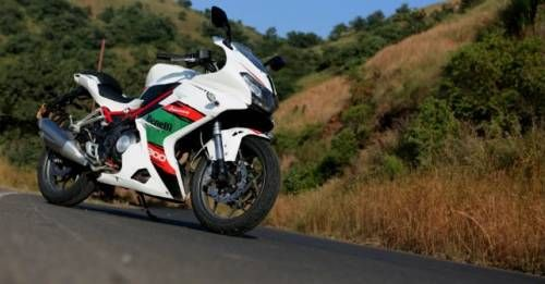 Benelli 302r Review Front Three Quarter M1