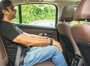 bmw 320d rear seat space