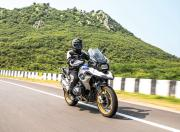 bmw r 1250 gs pro india review