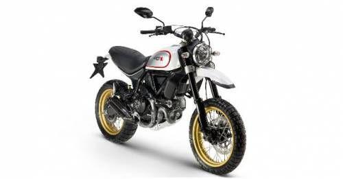 Ducati Scrambler Desert Sled 01