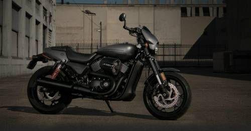 Harley Davidson Street Rod Unveiled M