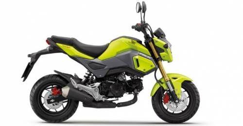 Honda Grom Msx125 M