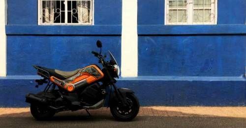 Honda Navi Goa Hunt Street M
