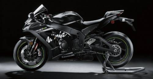 Kawasaki ZX 10RR India Launch M