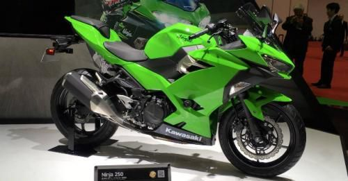 Kawasaki Ninja 250 Revealed M