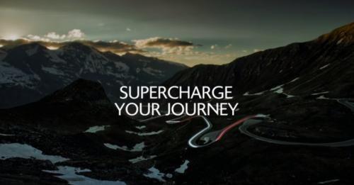 Kawasaki Supercharged Sports Tourer Teased
