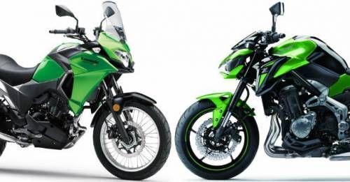 Kawasaki Versys300 Z900 Eicma M