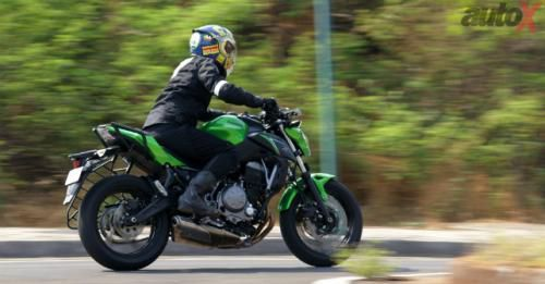 Kawasaki Z650 In Action M