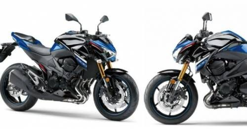 Kawasaki Z800 Limited Edition Blue M