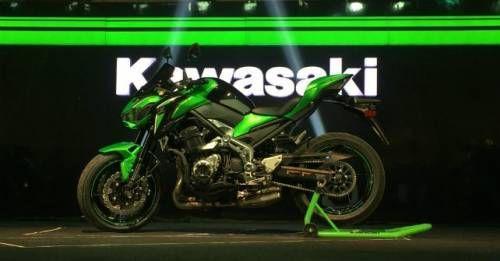 Kawasaki Z900 Launch M