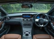 mercedes benz c 300d interior