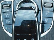 mercedes benz c class infotainment controls