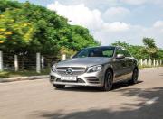 Mercedes Benz C Class Front