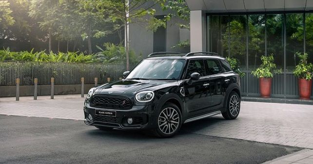 Mini Countryman Black Edition