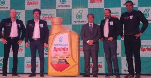 Petronas Sprinta Launch M