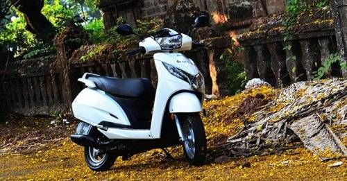 Ride Activa Access Feb 2015