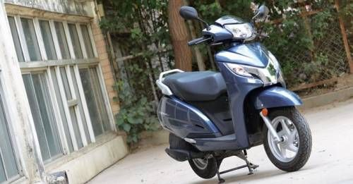 Ride Honda Activa125 June2014