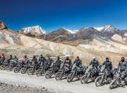 Royal Enfield HO Xplore 2019 Zanskar Valley ride- Photos