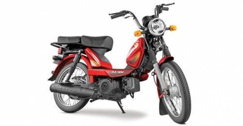 Tvs Xl 100 Launch Price