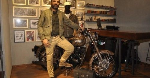 Royal Enfield launches limited edition Despatch motorcycle