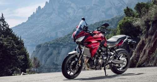 Yamaha 2016 700 Tracer