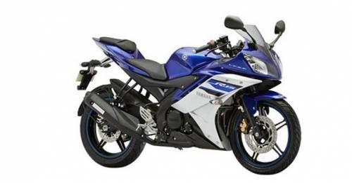 Yamaha R15 Side