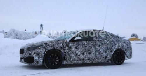 2 Series Gran Coupe Spied 2