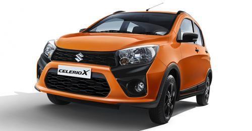 2018 Maruti Suzuki CelerioX Front