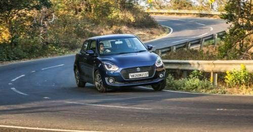 2018 Maruti Suzuki Swift Motion21