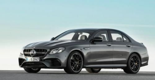 2018 Mercedes Benz E63 AMG India Launch M