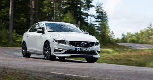 2018 Volvo S60 Polestar Carbon Fibre Updates Front