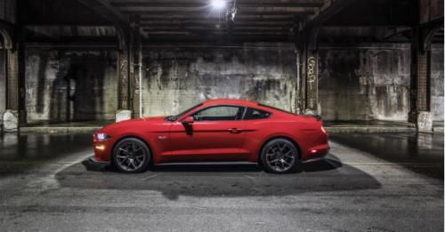 2018 Ford Mustang Performance Pack Level 2 M