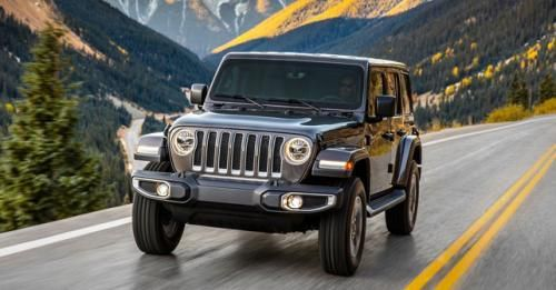 2018 Jeep Wrangler Dynamic1