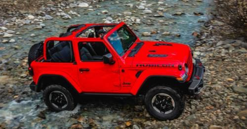 2018 Jeep Wrangler Rubicon M