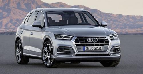 2018 New Audi Q5