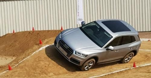 2018 New Audi Q5 India Launch M1