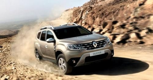 2018 Renault Duster Front1