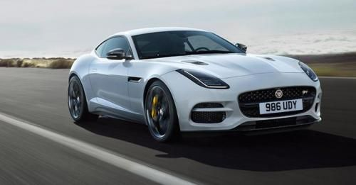 2019 Jaguar F Type