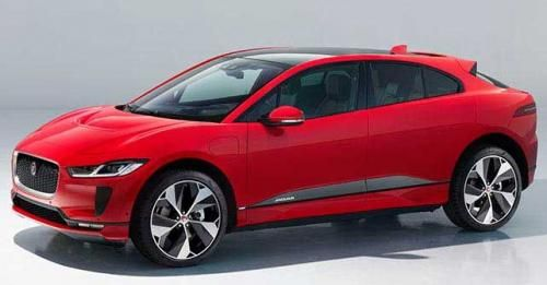 2019 Jaguar I Pace Front