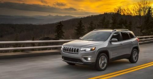 2019 Jeep Cherokee Unveiled Action M